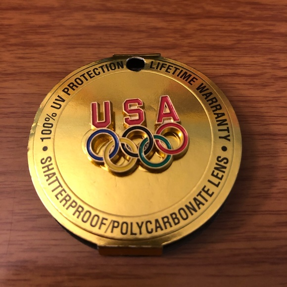 USA Olympic Pin